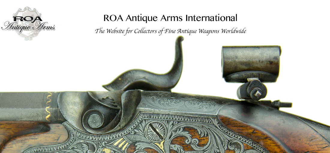 roa antique arms header