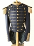 NEW YORK STATE MILITIA OFFICERS COATEE - LATE 19TH CENTURY