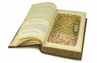 Ref 1720, FRENCH MADE MUSICAL BOX IN THE FORM OF A BOOK OF SERMONS - USED NORMALLY TO CONCEAL A SMAL