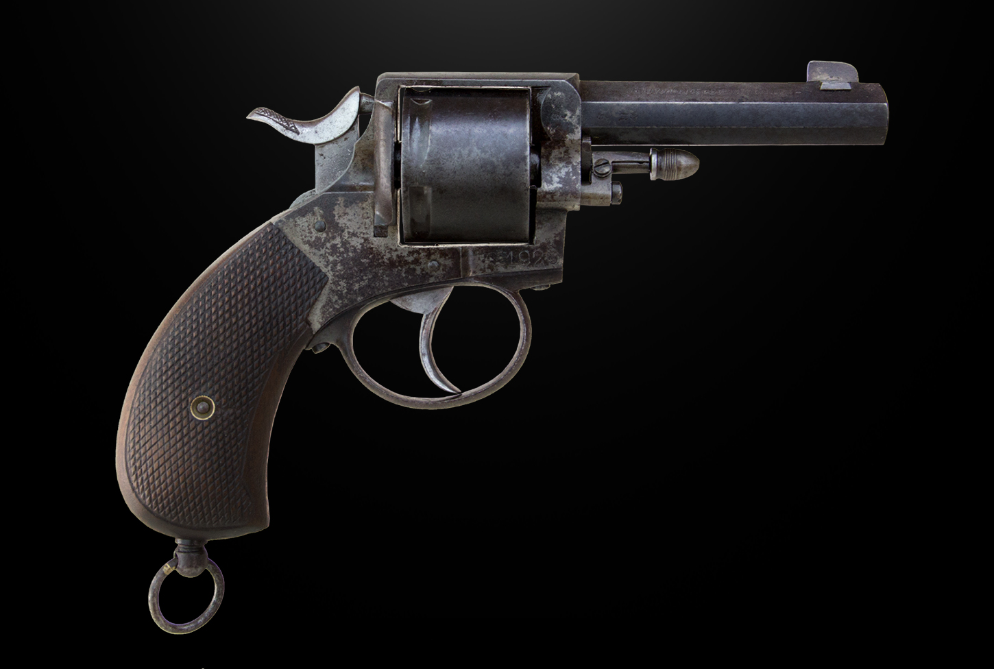 Sold Dutch 9 4mm 5 Shot Police Service Revolver Sold