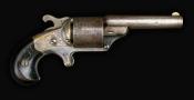 .32 TEATFIRE MOORE'S PATENT, 6 SHOT REVOLVER