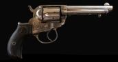 sold - COLT LIGHTNING 6 SHOT REVOLVER .41CAL - sold