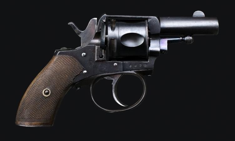 Sold - VERY VERY FINE .320 5 SHOT CENTRE-FIRE REVOLVER