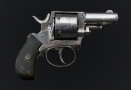 6 SHOT BULLDOG REVOLVER IN .442 WEBLEY