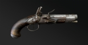 FRENCH REVOLUTIONARY PERIOD MARECHAUSSEE PISTOL AN9