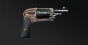 .320, 5 SHOT HAMMERLESS POCKET REVOLVER