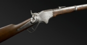 RARE NAVAL .52CAL RIM-FIRE SPENCER REPEATING RIFLE MUSKET