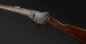 RARE WESTLEY RICHARDS .450 CAL, 1871 PATENT CARBINE