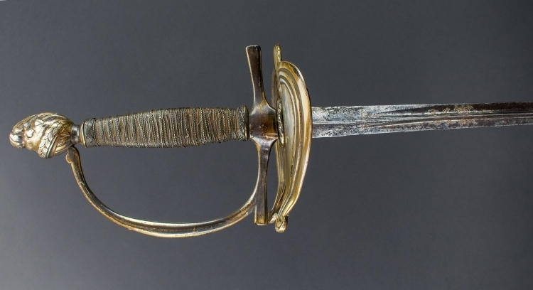 ORIGINAL FRENCH FIRST EMPIRE OFFICER'S SWORD