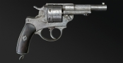 FRENCH MLE 1873 SERVICE REVOLVER FOR RESTORATION