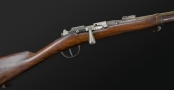 reserved MLE 1874 GRAS ARTILLERY CARBINE - CONVERTED TO 24 BORE reserved