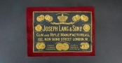 JOSEPH LANG & SONS LTD