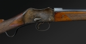 MARTINI HENRY .577/450 SPORTING RIFLE - sold