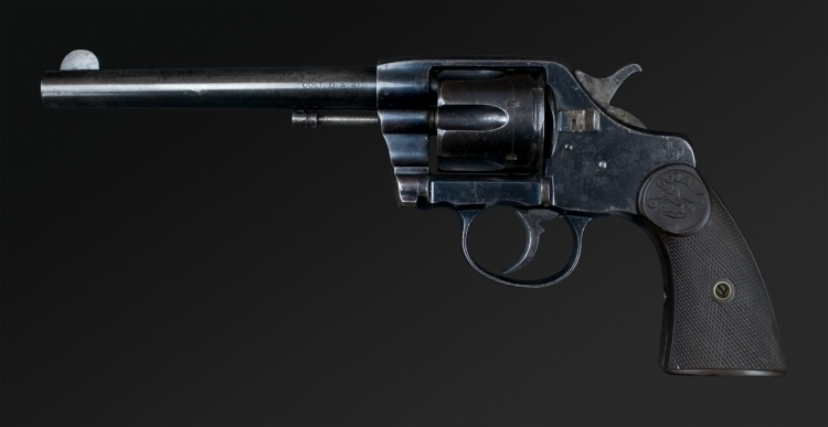 Sold - COLT MODEL 1895 IN .41 LONG COLT