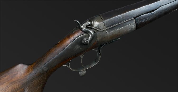 8 BORE SINGLE BARREL WILDFOWLING GUN