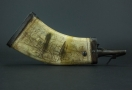 GERMAN POWDER HORN FLASK CIRCA 1600 - sold