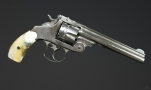 SMITH & WESSON DOUBLE ACTION, FIRST MODEL REVOLVER .44 RUSSIAN