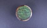 ORIGINAL JOYCE PERCUSSION CAP TIN - REVOLVER OR PISTOL - SOLD