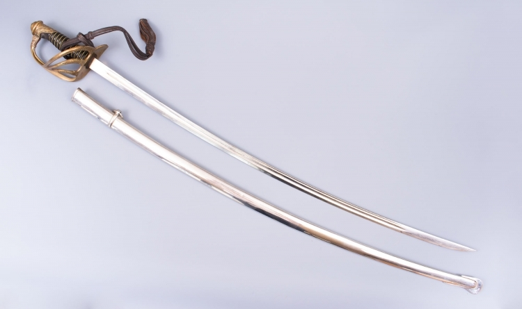 FRENCH OFFICERS SWORD