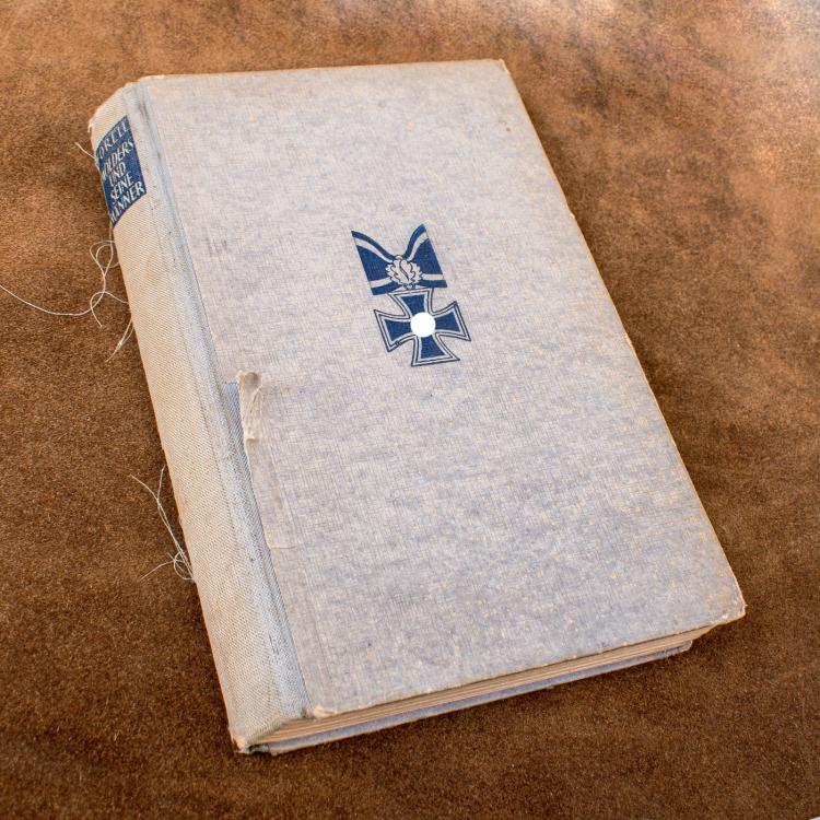 1941 NAZI PILOT book