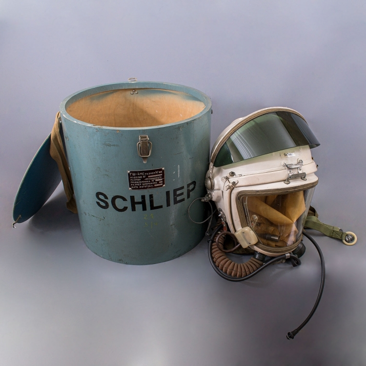 East-Germany (Soviet) Cold War GSh-4M Stratospherical helmet