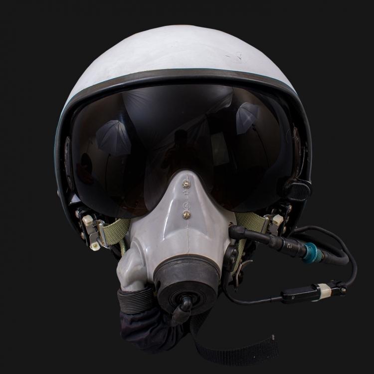 Soviet flight helmet ZSH-7