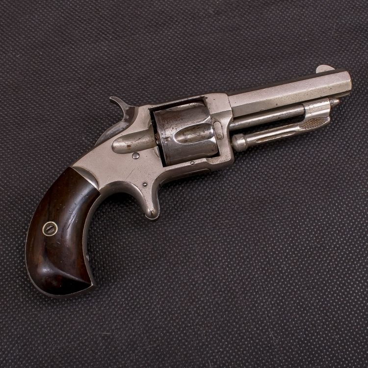WESSON AND HARRINGTON .32RF POCKET REVOLVER
