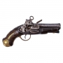 RESERVED - SPANISH MIQUELET LOCK POCKET PISTOL LATER HALF OF THE 18TH CENTURY