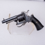 SOLD - 7MM, 6 SHOT PIN-FIRE REVOLVER SIGNED THE  'GUARDIAN AMERICAN MODEL OF 1878' - SOLD