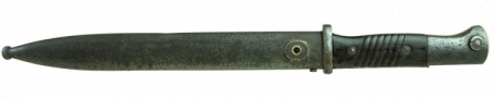 NAZI BAYONET FOR THE K98 RIFLE DATED 1942